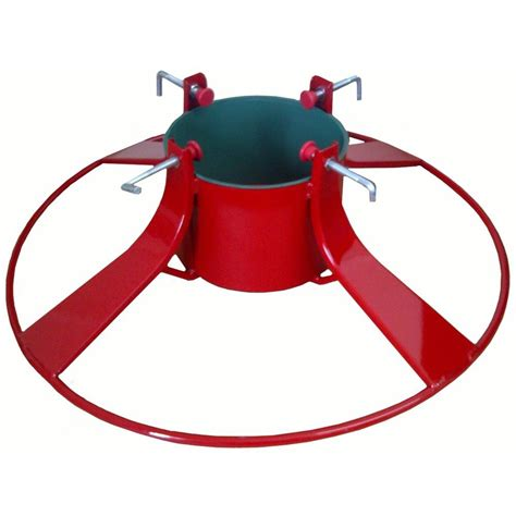 santa s solution ultimate steel tree stand for live trees