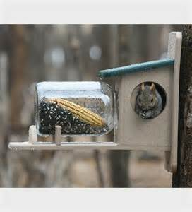 Durable Bird Feeders Squirrel Feeder Made From Recycled Plastic Great Idea