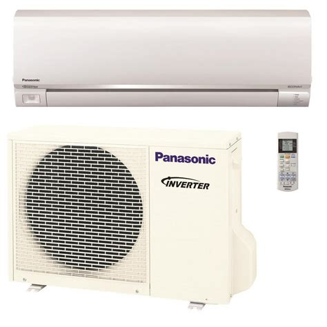 Ac Panasonic Mini panasonic 12 000 btu 1 ton exterios ductless mini split