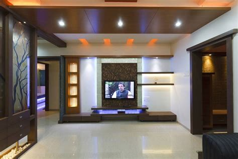 Interiors For Living Room Photos by Interior Designs For Living Room Tv Room Interiors Pune India