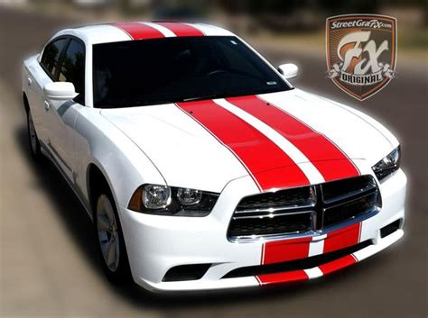 Dodge Charger Stripes, Racing Stripes & R/T Graphic kit