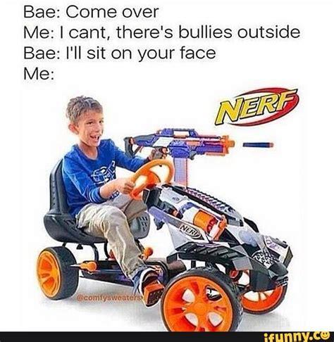 Nerf Meme - nerf ifunny