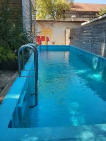 schwimmbad wingst shipping container pool theepic