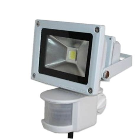 Outdoor Sensor Flood Lights 12v 10w Cool White Pir Motion Sensor Led Wash Flood Light L Outdoor Light Jpg