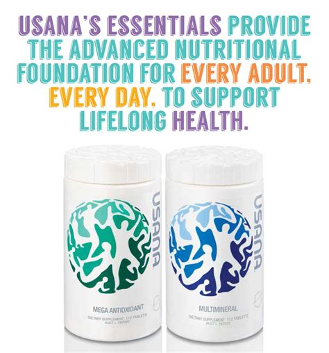 supplement essentials usana nutritional supplements reviews nutrition ftempo