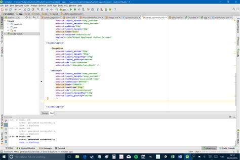 android fontfamily let s build a simple android app part 2 pyntax