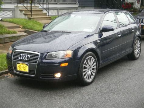 2006 audi hatchback find used 2006 audi a3 base hatchback 4 door 2 0l turbo