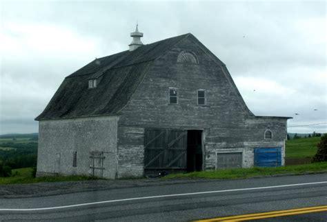 northern maine barns