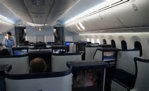 boeing 787 dreamliner flight experience airlines 787