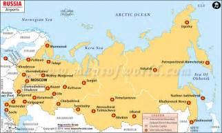 russia political map with cities russia map images map pictures