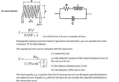 capacitor parasitic resistances inductor typical values 28 images the average load current is the average of the
