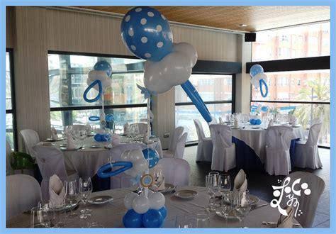 bautizo ni 209 o decoraciones decoracion con globos bautizo ni 209 o restaurante sporting valencia azul eleyce eventos valencia