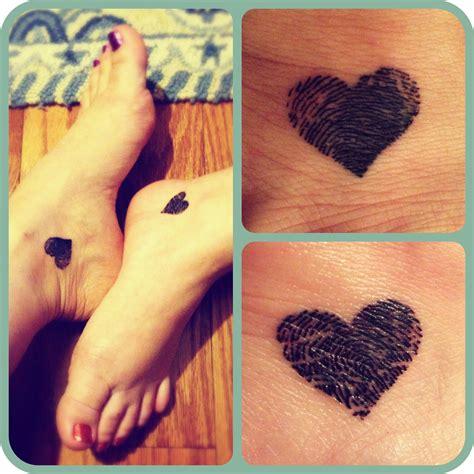 fingerprint tattoos 32 inspiring design ideas fingerprint