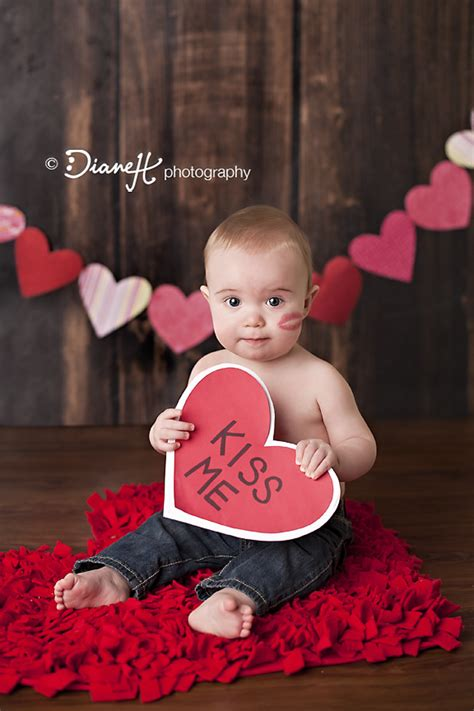 baby valentines day valentine s day mini session southeast mn baby