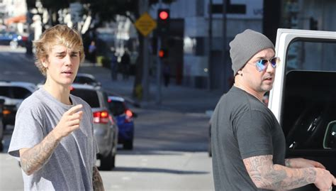 justin bieber father biography justin bieber dad jeremy pics seen hanging out in la