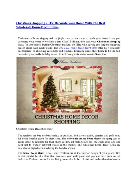shopping 2015 decorate your home with the best
