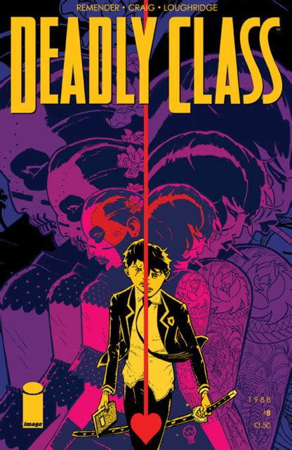deadly class volume 6 deadly class volume comic vine