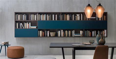 librerie a giorno moderne libreria sospesa wall 30 novamobili