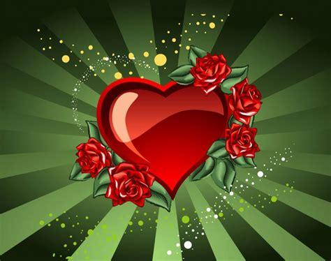 imagenes de amor rosas y corazones foto de coraz 243 n y rosas imagen de coraz 243 n y rosas grande