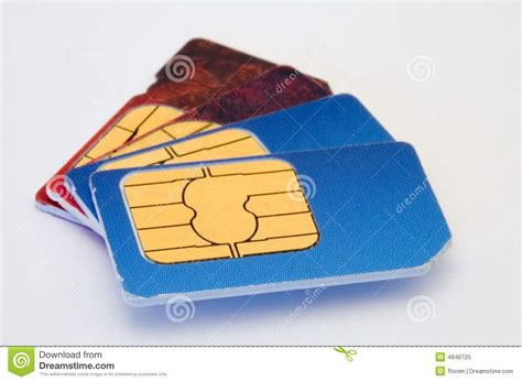 Sims 3 Gift Card - sim cards royalty free stock photo image 4946725