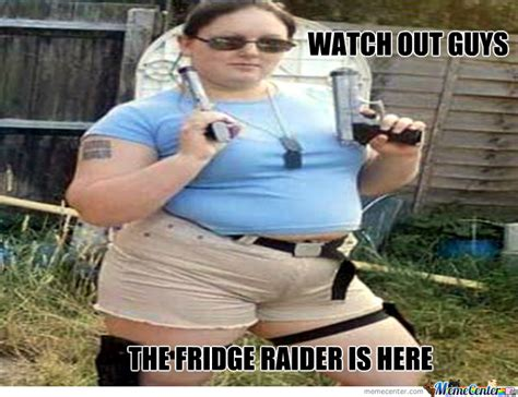 Fridge Raider Meme - fridge raider by recyclebin meme center