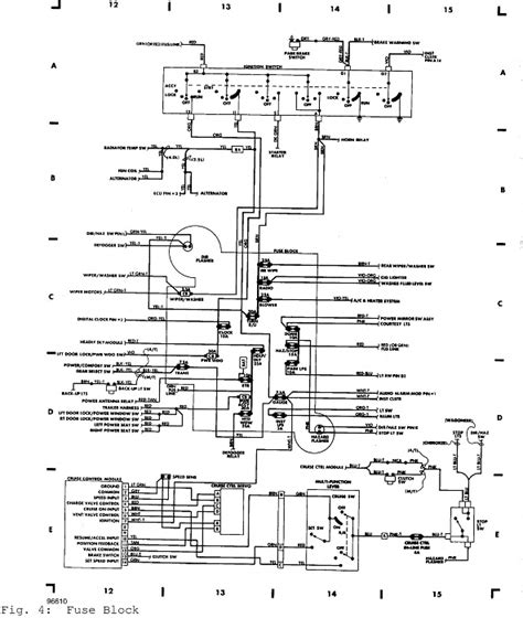 Jeep Commander Fuse Box Diagram Jeep Commander Relay Diagram Jeep Free Engine Image For