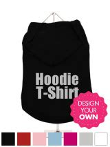 design your own hoodie for dogs fashion fleece lined sweatshirts for your dog