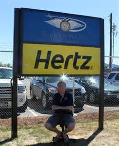Rental Car Christchurch Airport Hertz Silverwing Flight Services 183 Sandpoint Airport Fbo