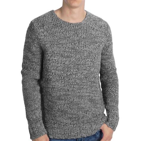 Pull And Sweater Rajut Authentic Grey Size M bahama to be different sweater for 8240m save 67