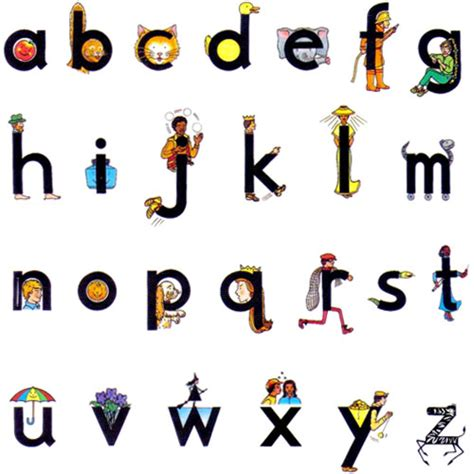 Character With Letter K Holster 174 Alphabets With Character