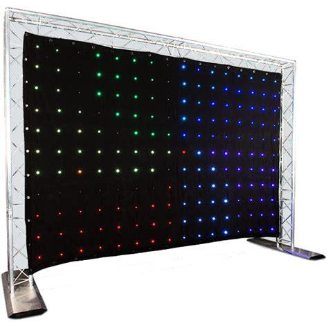 led drape chauvet motion drape led motion drape led 3 x 2 metre