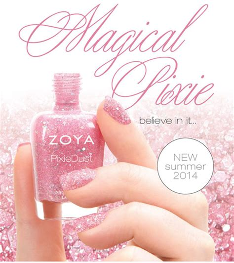 Pixy Eyeshadow Summer zoya magical pixie summer 2014 nail lacquers