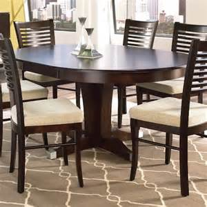 Canadel Kitchen Table Canadel Custom Dining Customizable Table With Pedestal And Leaf Saugerties Furniture
