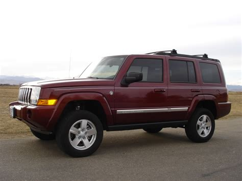 jeep commander lifted jeep commander 6 inch lift image 114