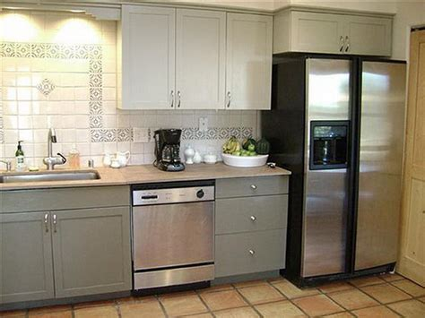 can you paint formica kitchen cabinets kitchens with painted cabinets painting formica cabinets