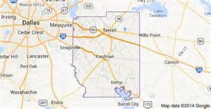 kaufman map kaufman county transit