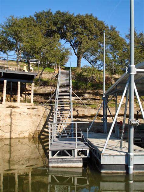 custom decks  walkways boat dock accessories
