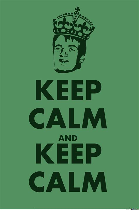 Keep Calm Meme - keep 10 calm by anthropoceneman meme center