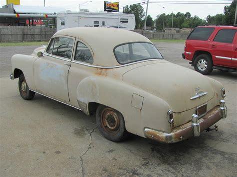 chevrolet coupe project car  sale