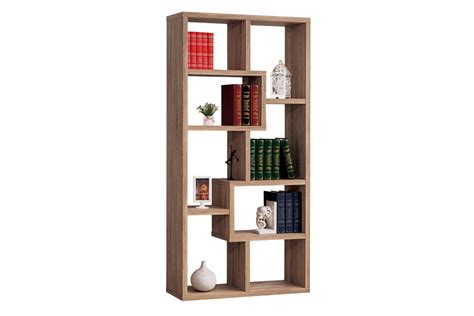 White And Brown Bookcase Brown Bookcase 801168