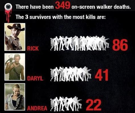 kill count 1000 images about kill count twd on seasons