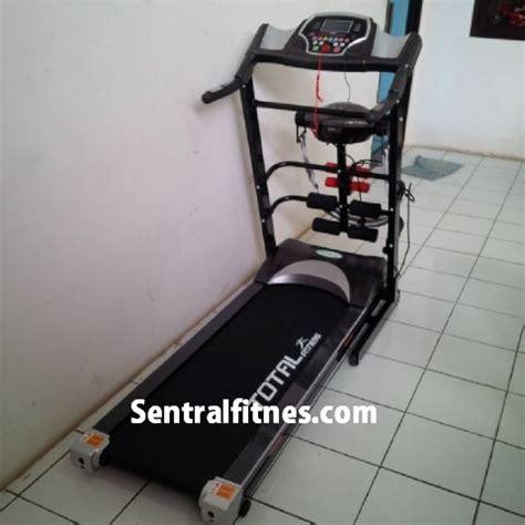 Jual Alat Catok Surabaya jual alat olahraga treadmill untuk lari di tempat 3 fungsi surabaya