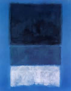blue and white painting mark rothko no 14 white and greens in blue 50 off