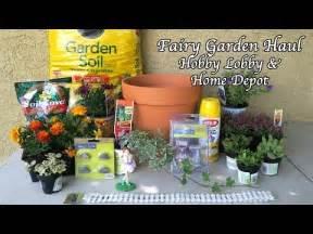 Home And Garden Supplies Garden Haul Hobby Lobby Home Depot