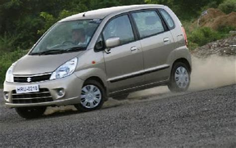 Price Of Maruti Suzuki Zen Estilo Maruti Suzuki New Zen Estilo Pictures All New Estilo