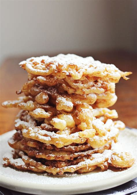 funnel cakes a beautiful mess