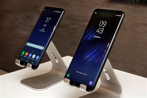 Samsung Galaxy S8 Plus Like New the iphone 8 will be a lot like arch rival samsung s s8