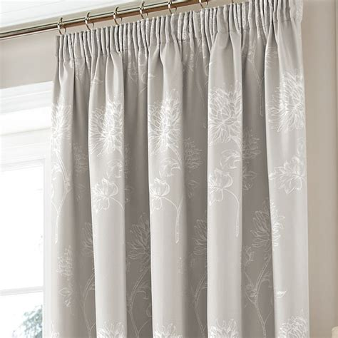 pencil pleat drapes sandhurst grey ready made pencil pleat pencil pleat