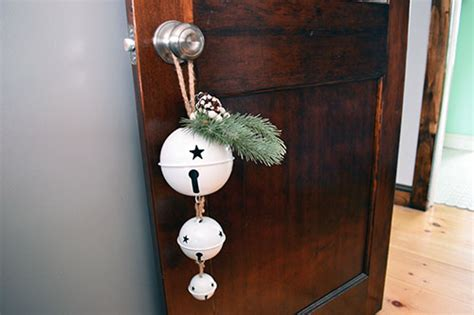 bells hanging from bedroom door knobs 2013