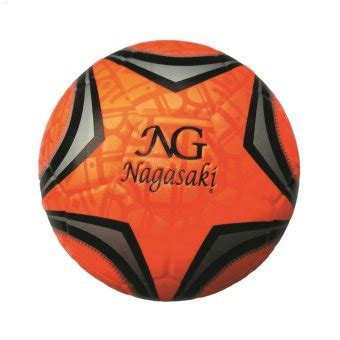 Bola Nagasaki Futsal By Mam Sport sport nagasaki bola futsal orange lazada indonesia